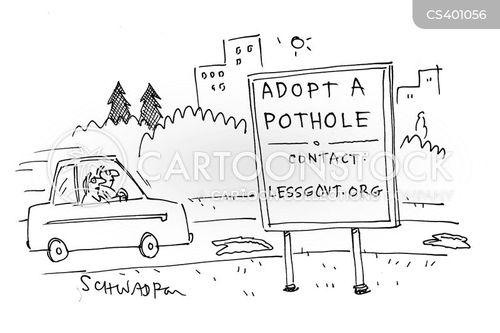 maintained cartoon