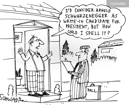 arnold schwarzenegger cartoon