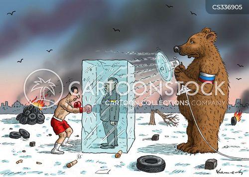 kiev cartoon