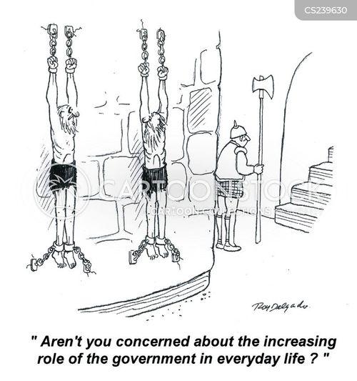everyday life cartoon