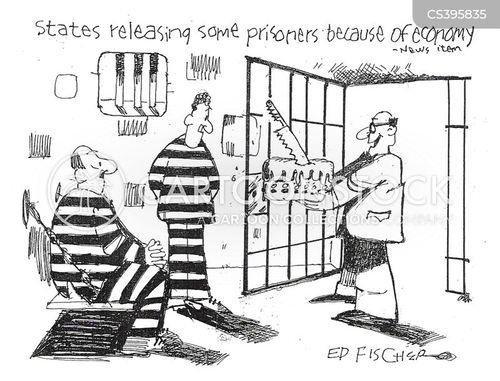 private prisons cartoon