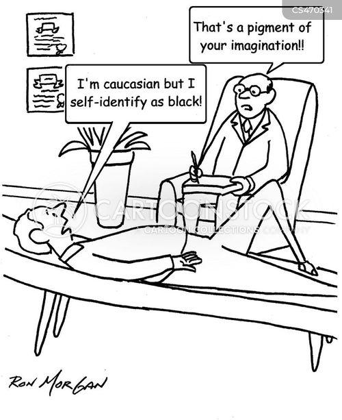 cultural appropriation cartoon