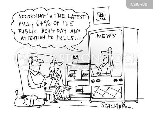 public opinion cartoon