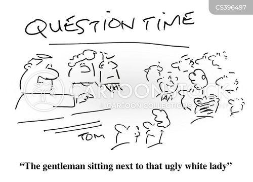 david dimbleby cartoon