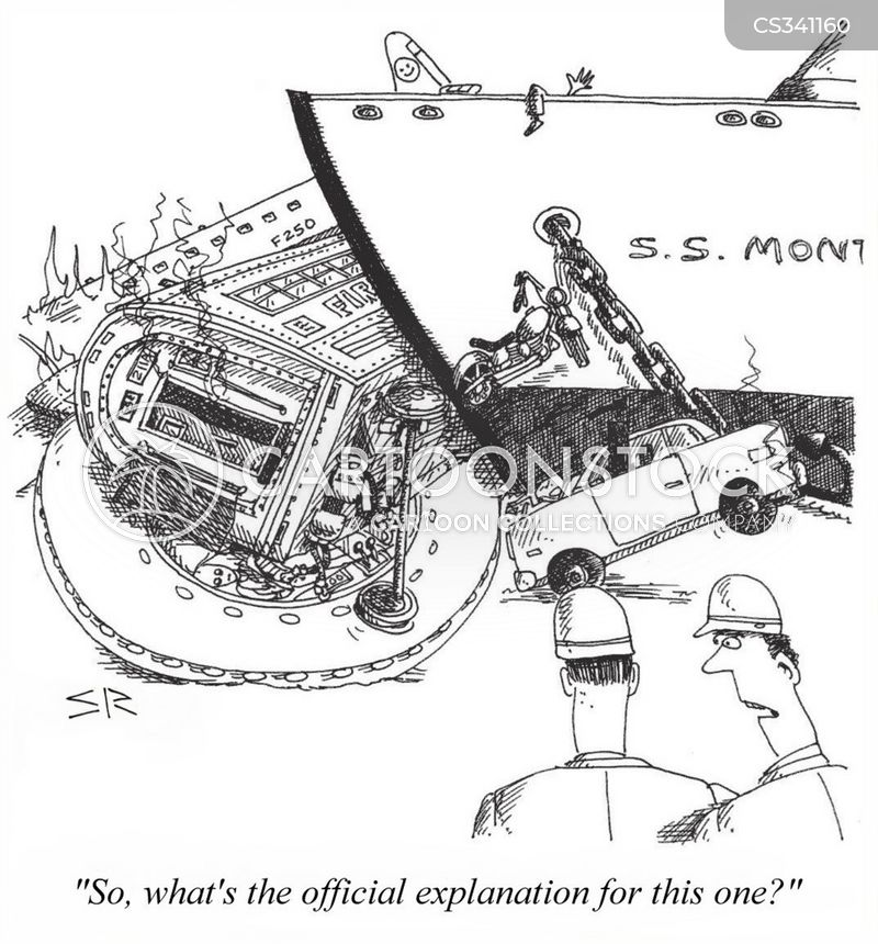 airliner cartoon