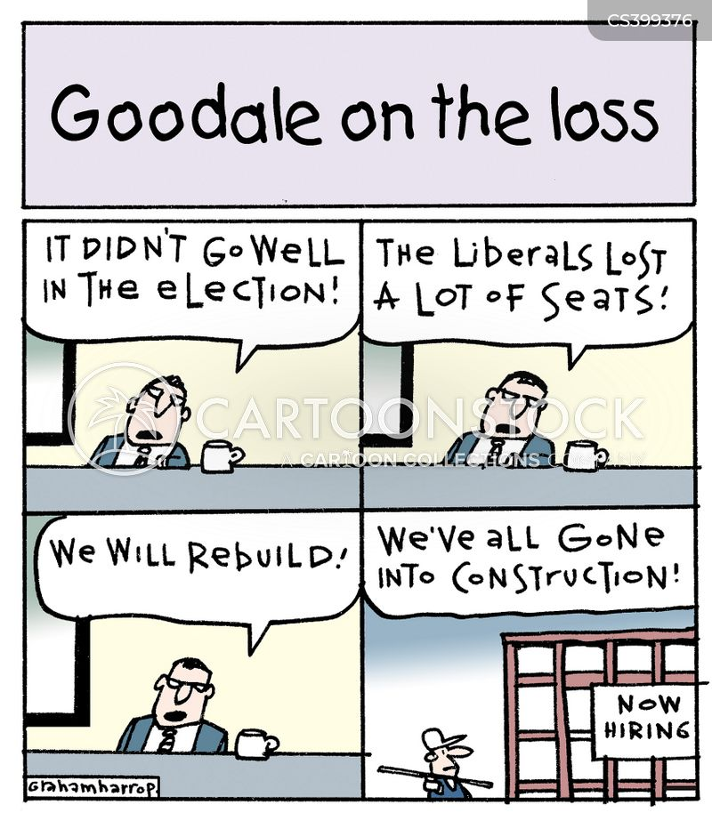canadian elections cartoon