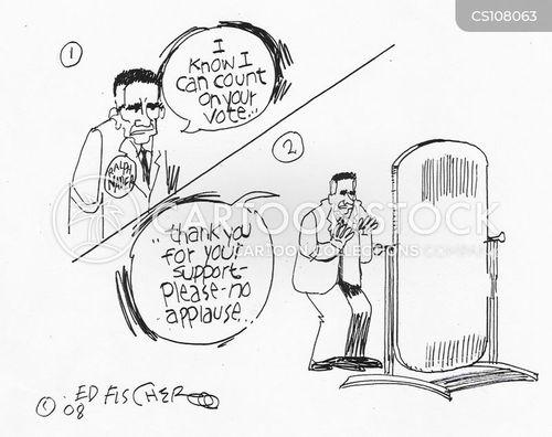 barack obabma cartoon