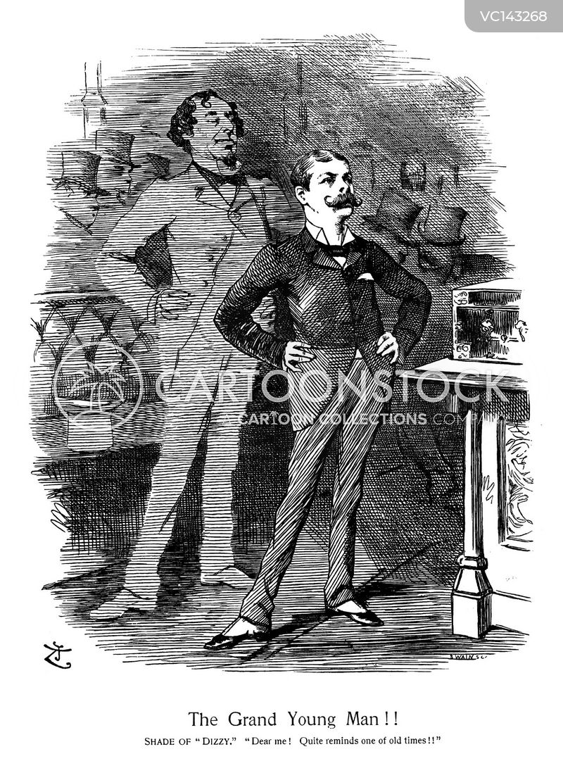 Lord Randolph Churchill cartoons, Lord Randolph Churchill cartoon, funny, Lord Randolph Churchill picture, Lord Randolph Churchill pictures, Lord Randolph Churchill image, Lord Randolph Churchill images, Lord Randolph Churchill illustration, Lord Randolph Churchill illustrations