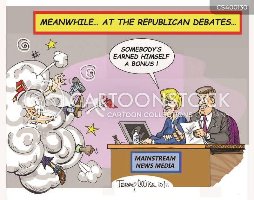 american right cartoon
