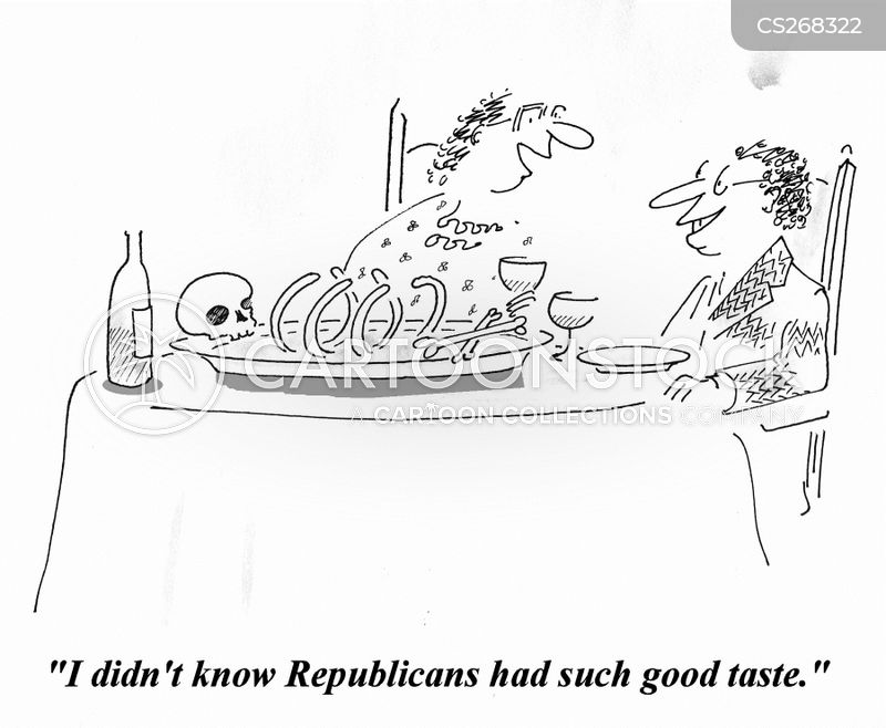 good taste cartoon