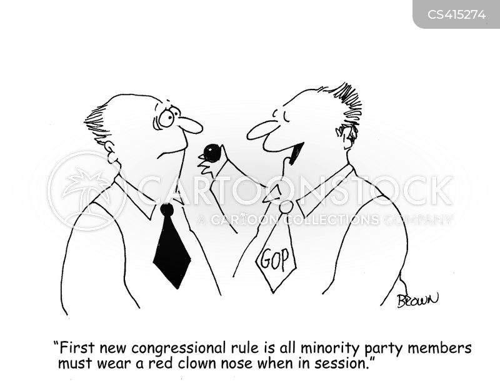 republican house cartoon