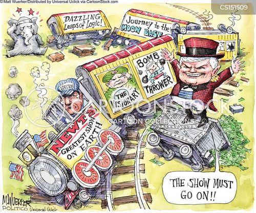train crashes cartoon