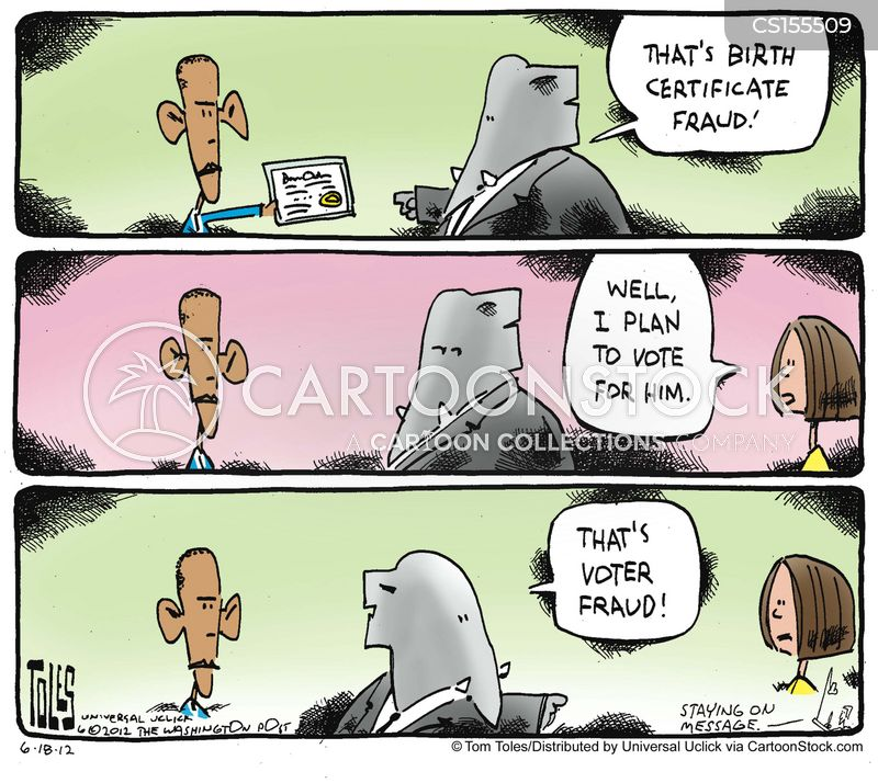 birth certificates cartoon