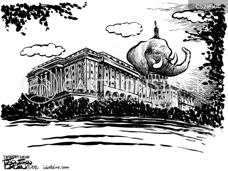united states government cartoon