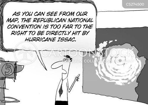 political spectrums cartoon