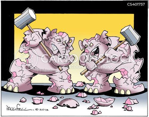 infight cartoon
