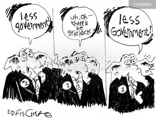 less cartoon