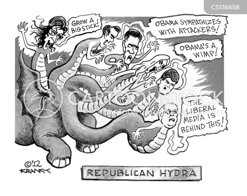 hydra cartoon