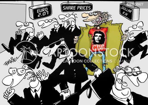 revolutionary leader cartoon