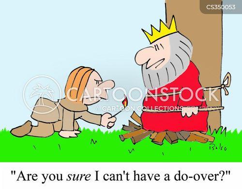 do over cartoon