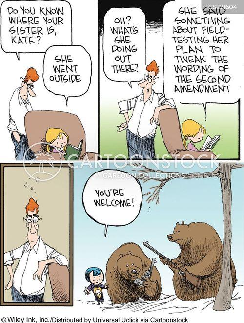 field test cartoon