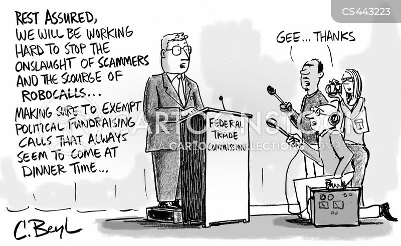 federal trade commission cartoon