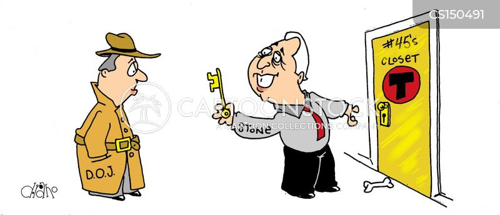 department of justice cartoon
