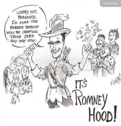 tax plan cartoon