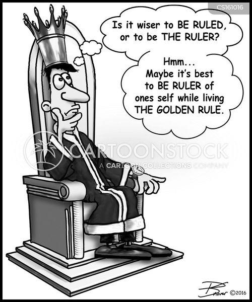 individualism cartoon
