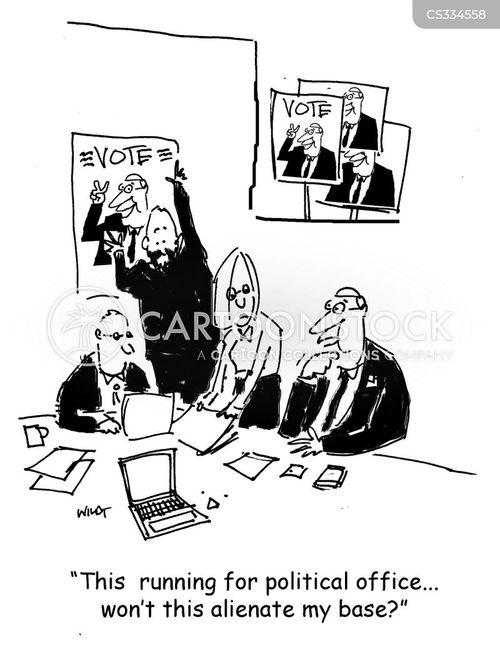 alienating cartoon