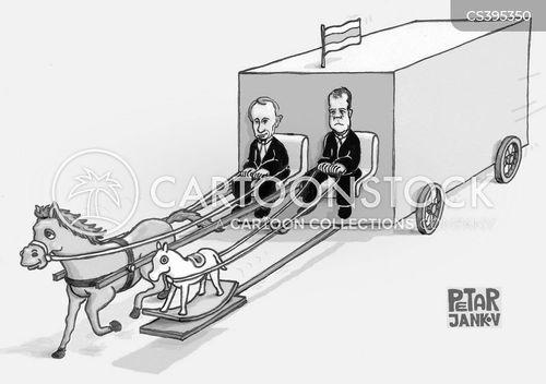 medvedev cartoon