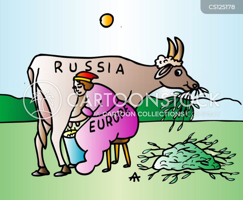 sanction cartoon