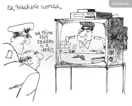 look-a-likes cartoon