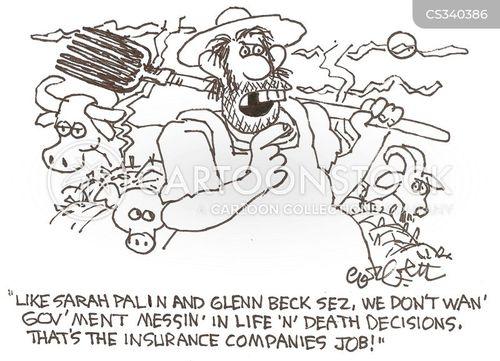 glenn beck cartoon