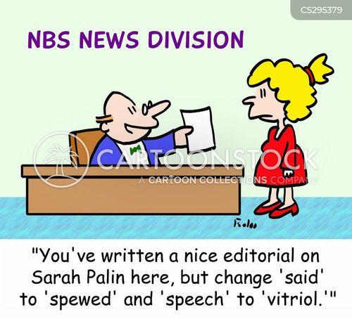 vitriol cartoon