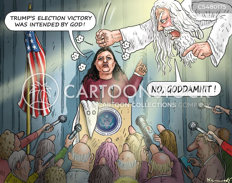 will of god cartoon