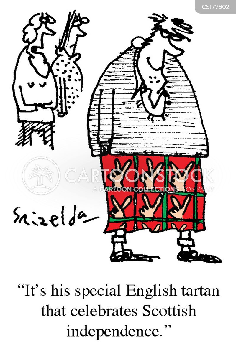anti-english cartoon