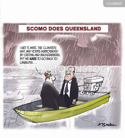 australian prime minister cartoon