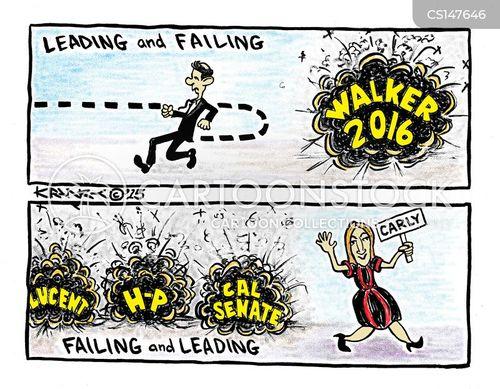 scott walker cartoon