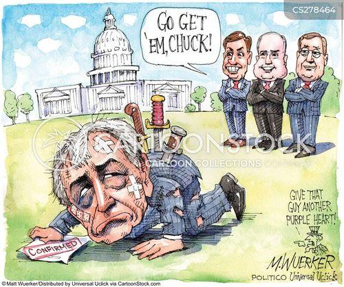 john mccain cartoon