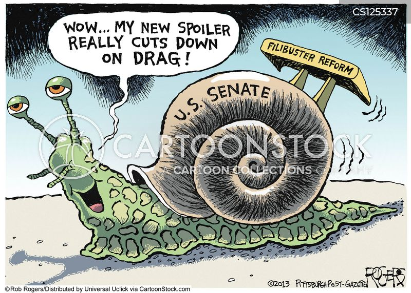 filibuster cartoon
