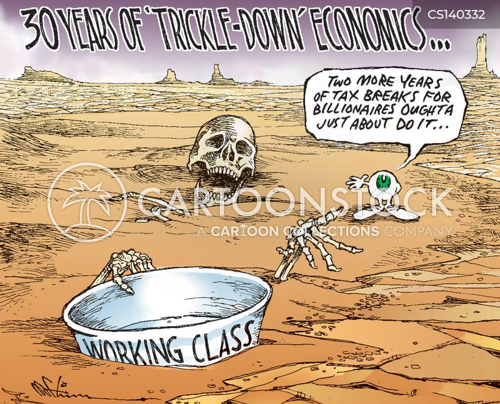 economic revivals cartoon