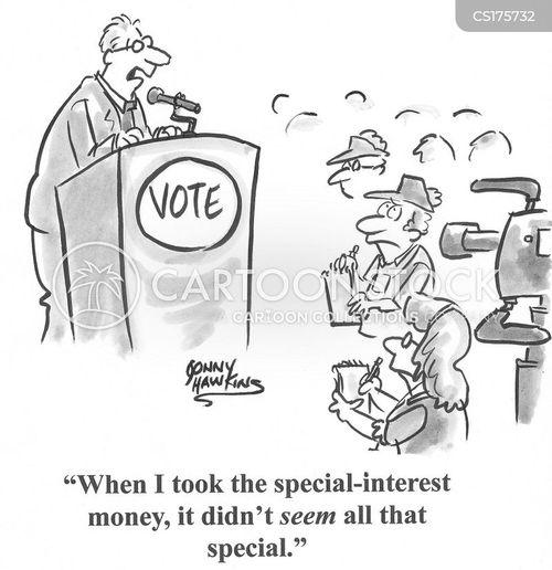 free elections cartoon