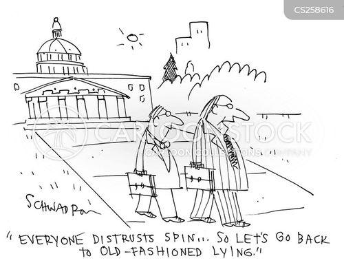 propagandas cartoon