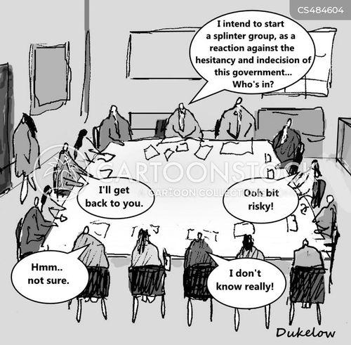 government politics cartoon