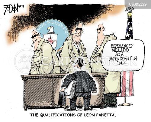 leon cartoon