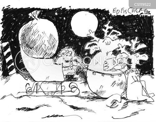 stalemates cartoon