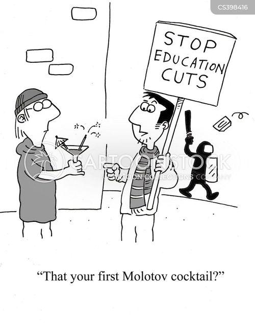 education cut cartoon