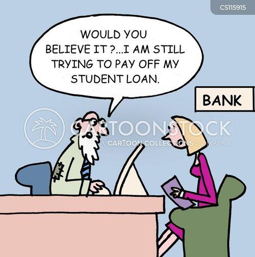 college costs cartoon