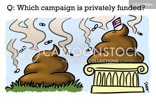 public funds cartoon
